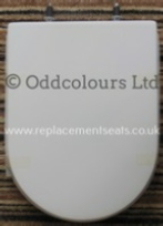 Roca Meridian resin replica Seat